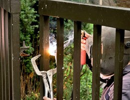 automatic gate repair services
